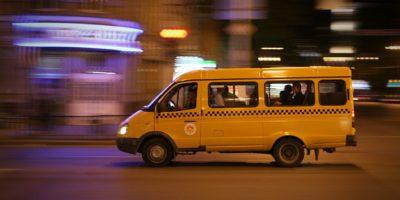 Контроль водителей маршруток