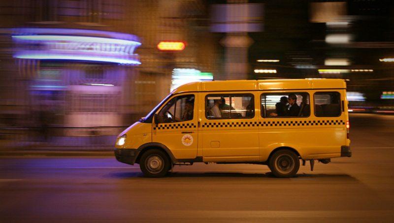 Как контролировать водителей маршрутных такси